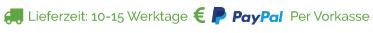 Zahlungsarten und Lieferung - Fixgreen Kunstrasenshop